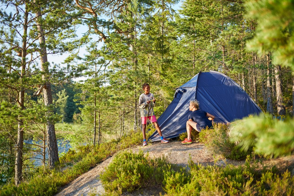 How to Have The Finest Camping Tour With Friends