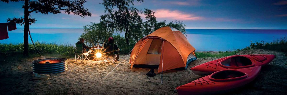 Campervaning Versus Camping